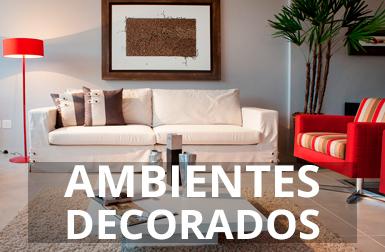 ambientes decorados