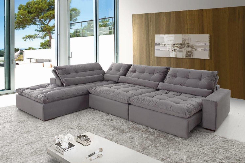 Sofa de canto retratil e reclinavel 5 lugares www for Sofa zeus retratil e reclinavel