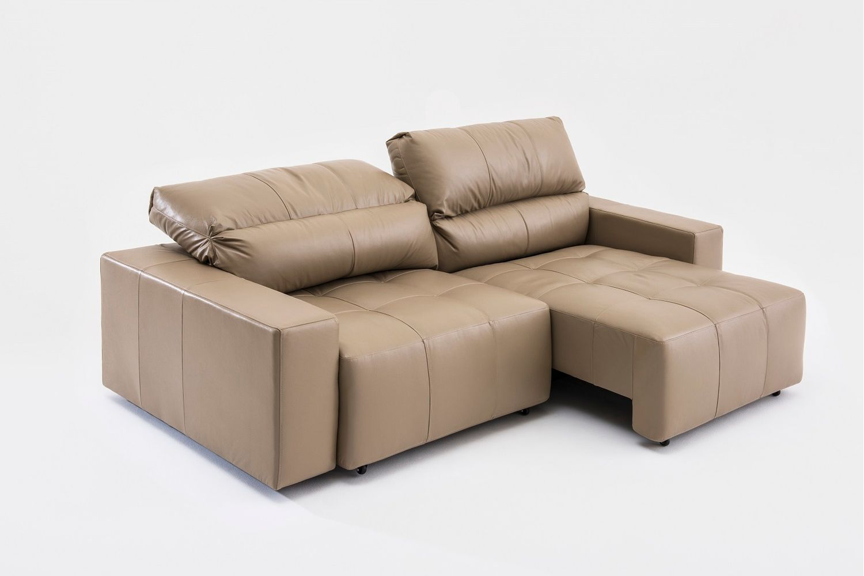 Incredible Sofa Couro Legitimo 4 Lugares Retratil E Reclinavel Pietro Evergreenethics Interior Chair Design Evergreenethicsorg