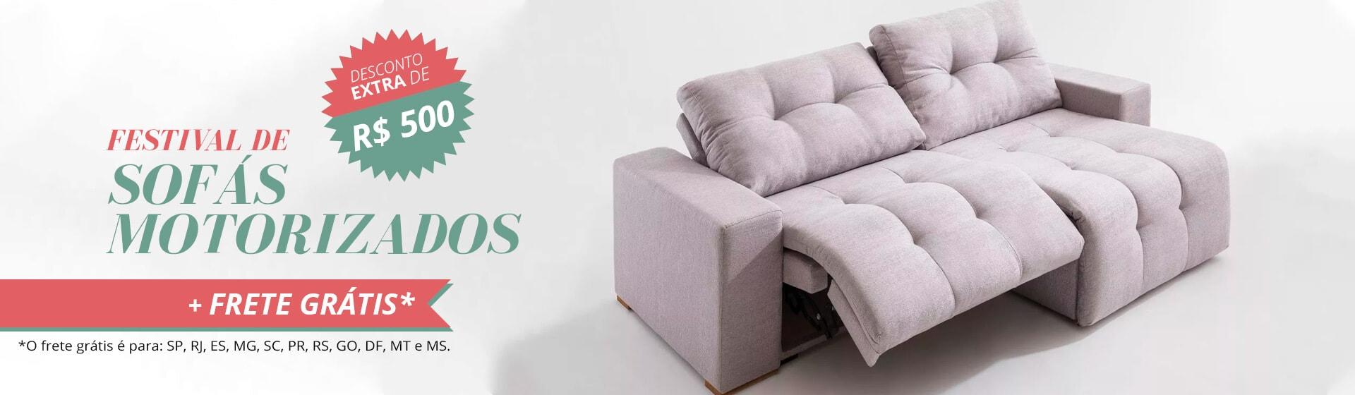 sofa motorizado - out/18